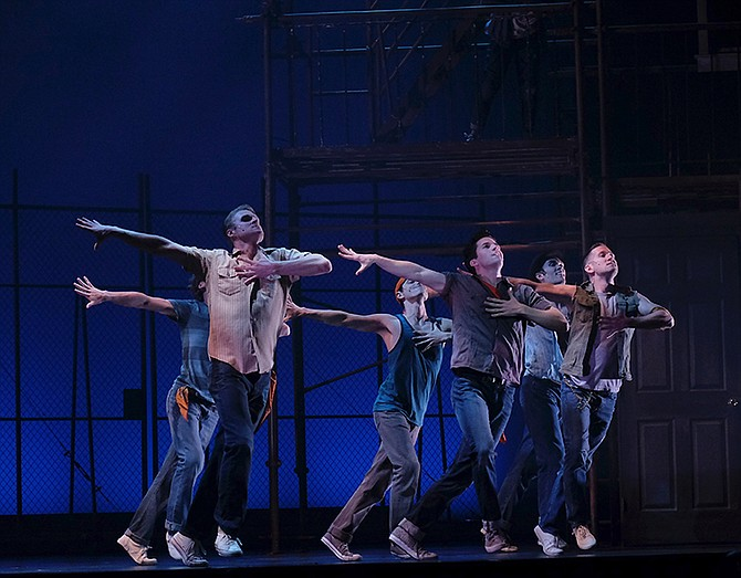 West Side Story at San Diego Musical Theatre