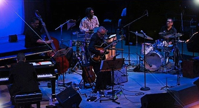 Jaime Valle Latin Jazz Ensemble