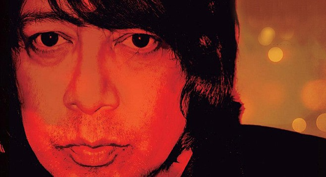 Local punk icon Javier Escovedo joins the Burger Revolution this weekend.