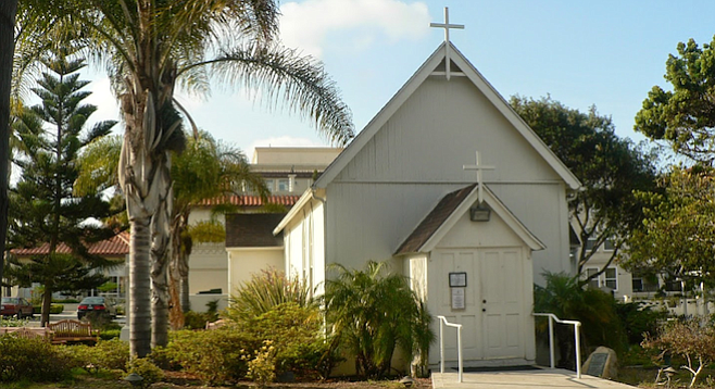 St. Michael's by-the-Sea Episcopal Church