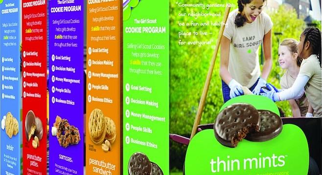 Thin Mint shortage now at its pinnacle