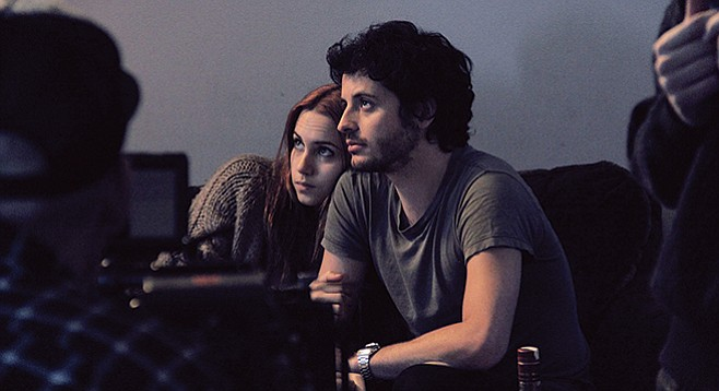 Aura Garrido and Javier Pereira star in the romantic drama, Stockholm.