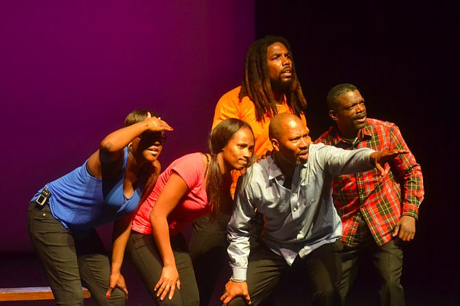 Passion & Honey at Ira Aldridge Repertory Players