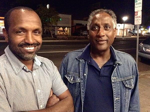 Habtamu and Michael