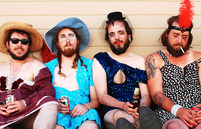 Mrs. Henry's not that kind of girl! The blues-rock band headlines a locals-only show at Casbah on Saturday.