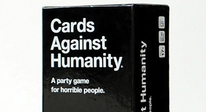 Yes, this is a game. And sometimes you draw a card that hurts.