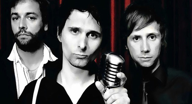 Local jocks be-Muse-d by Brit band's request to, uh, not play their song on the radio.