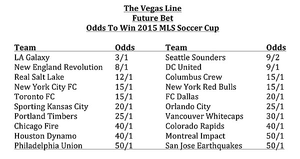 The Vegas Line