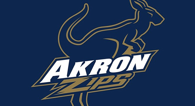 We will never forget you, Margaret Hamlin, for giving us the University of Akron Zips.