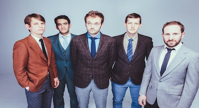 Put up your dukes — it's Punch Brothers time. - Image by Brantley Gutierrez