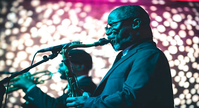 Karl Denson's Tiny Universe just got a whole lot bigger!