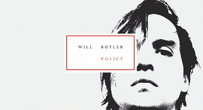 New record from Arcade Fire's Will Butler