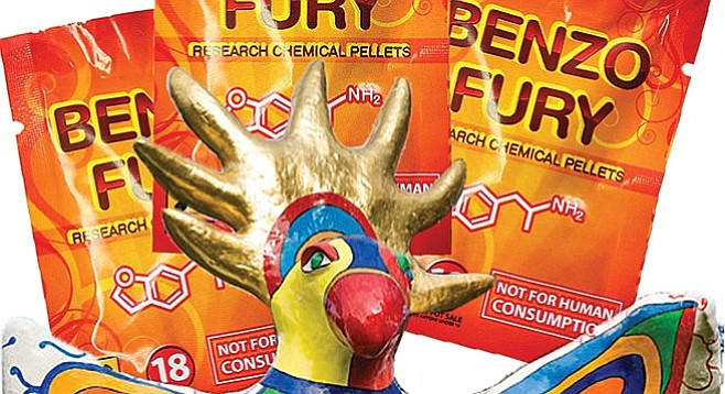 """UCSD student and Sun God Festival attendee Ricardo Ambriz died after ingesting """"Benzo Fury."""""""