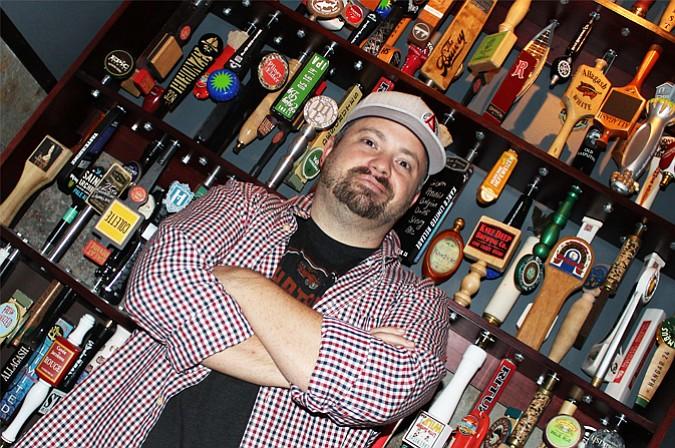 Urge Gastropub co-owner Grant Tondro
