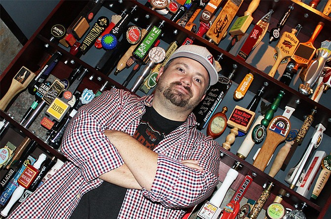 Urge Gastropub co-owner Grant Tondro