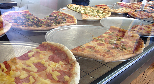 Pick a slice, any slice