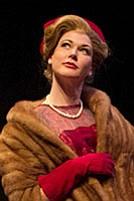 Amanda Sitton as Ellen in Maple and Vine at Cygnet Theatre.