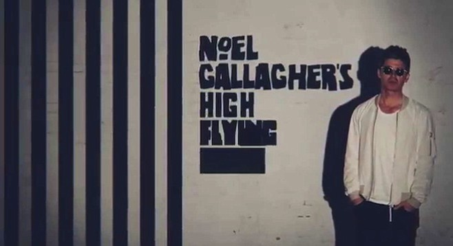 Noel Gallagher needs no Oasis, the singer/songwriter carries his own water.
