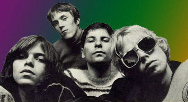 Shoegaze greats Ride take the stage at Humphrey's by the Bay on Thursday!