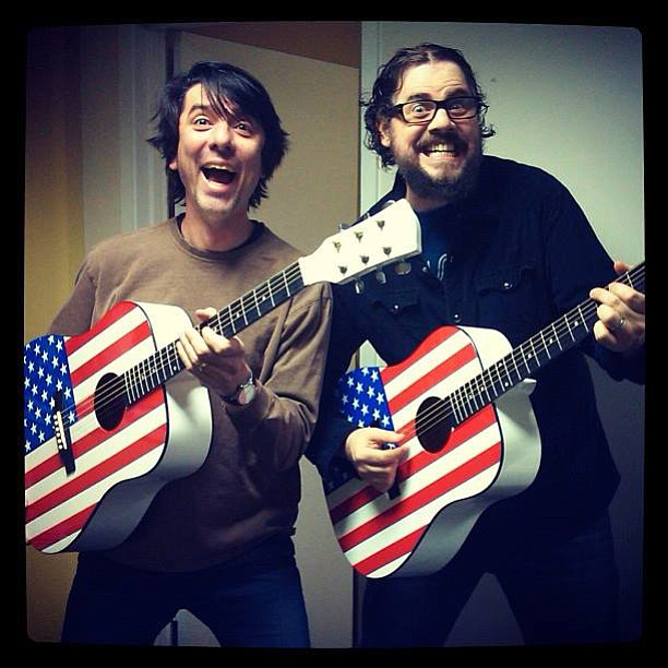 Drive-By Truckers will play an acoustic set at Belly Up Wednesday night.