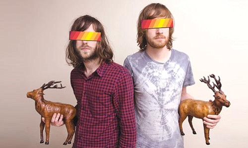Sonic experimentalists Ratatat take the stage at House of Blues on Thursday.
