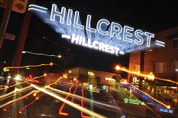 Taste of Hillcrest, CityFest, Mardi Gras, Hillcrest Hoedown...