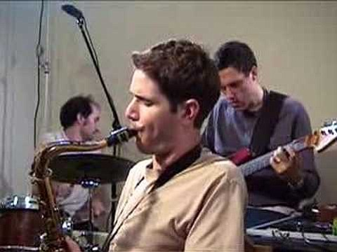 Brooklyn bap-rock act Kneebody plays the Loft at UCSD on Monday.