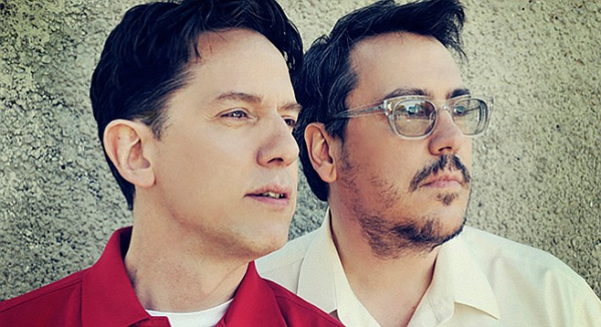 They Might Be Giants might save the planet if aliens show up.