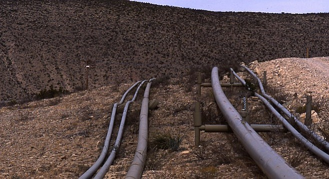 Gas-distribution companies got the short end in today's Supreme Court ruling.