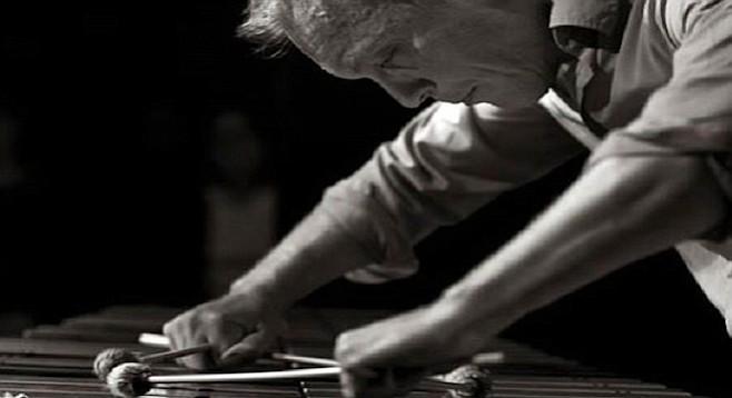 Percussionist Kjell Nordeson