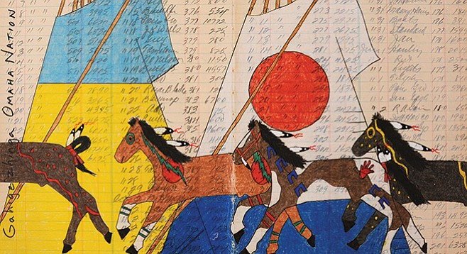 Friday, an opportunity to view USD's American Indian Collection