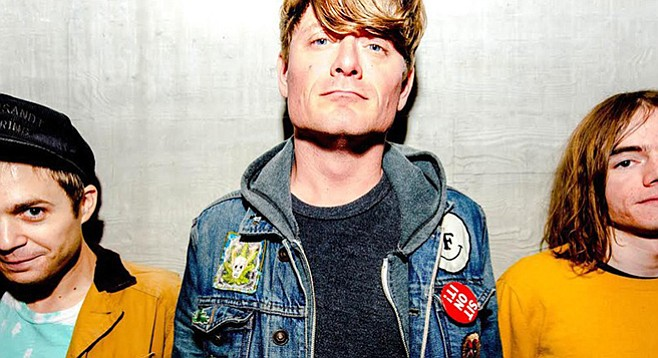 SanFran psych-rock band Thee Oh Sees play Bar Pink Wednesday night!