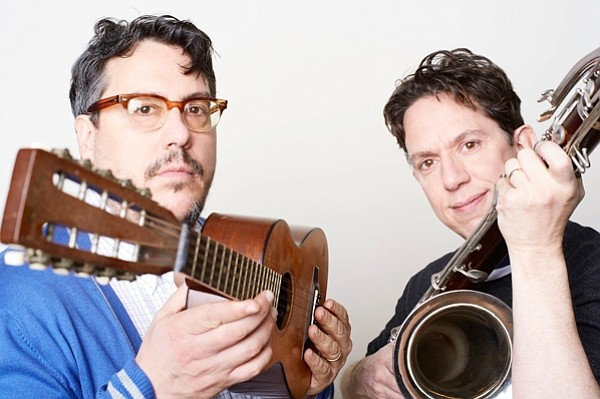 Alt-rock duo They Might Be Giants bound into Belly Up Sunday night!