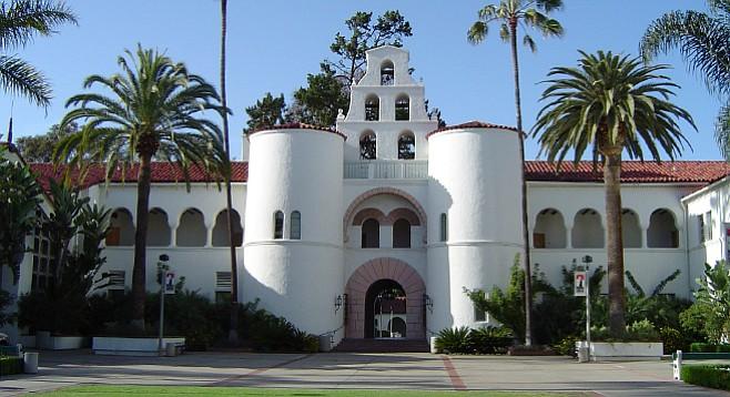 San Diego State University's business school seeks schmoozer-in-chief