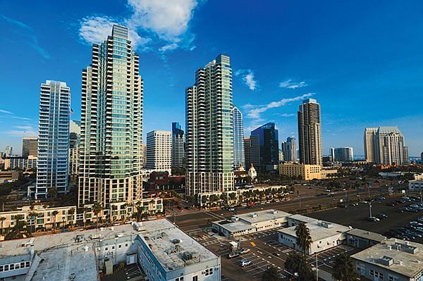 "San Diego's ""short"" buildings"