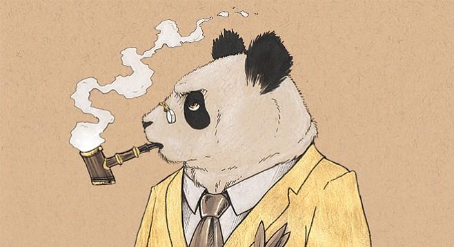 Panda nonsense