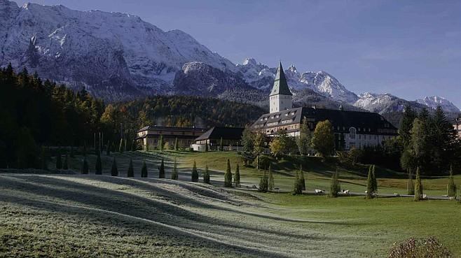 Schloss Elmau castle
