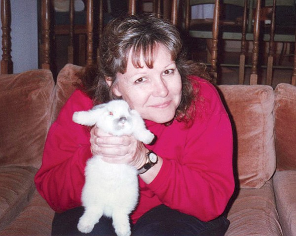 "Animals spoke to Whitney  Butler's mother ""in a language only she understood."""