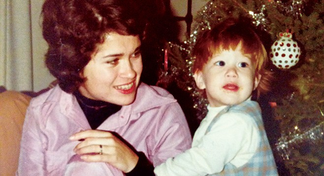 """""""My mom's endless optimism prepared us for anything."""" — Ian Anderson"""