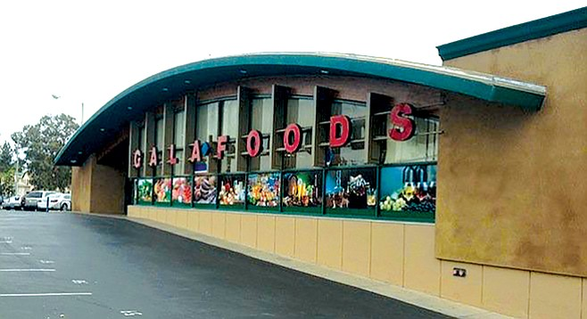 RIP, Gala Foods. You were mostly acceptable.