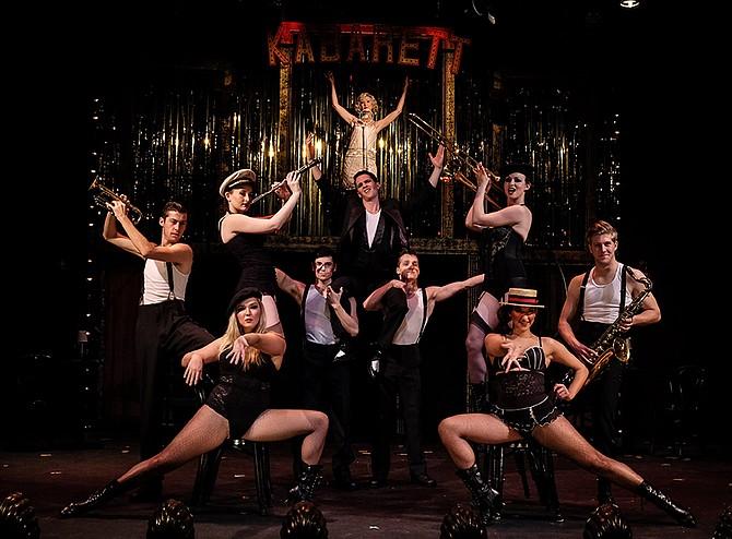 Cabaret at Welk Resort Theatre - Image by Ken Jacques