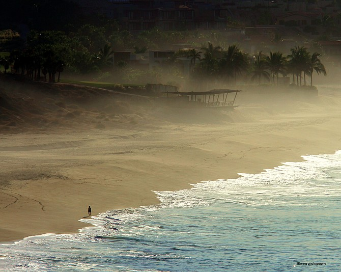 Solitude at Cabo Real