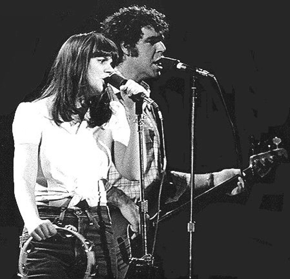 """When Jackson Brown walked in with gang-sister number one Linda Ronstadt, he said,  """"We singer-songwriters feel we get a better shake from this Cameron kid…he never challenges us."""