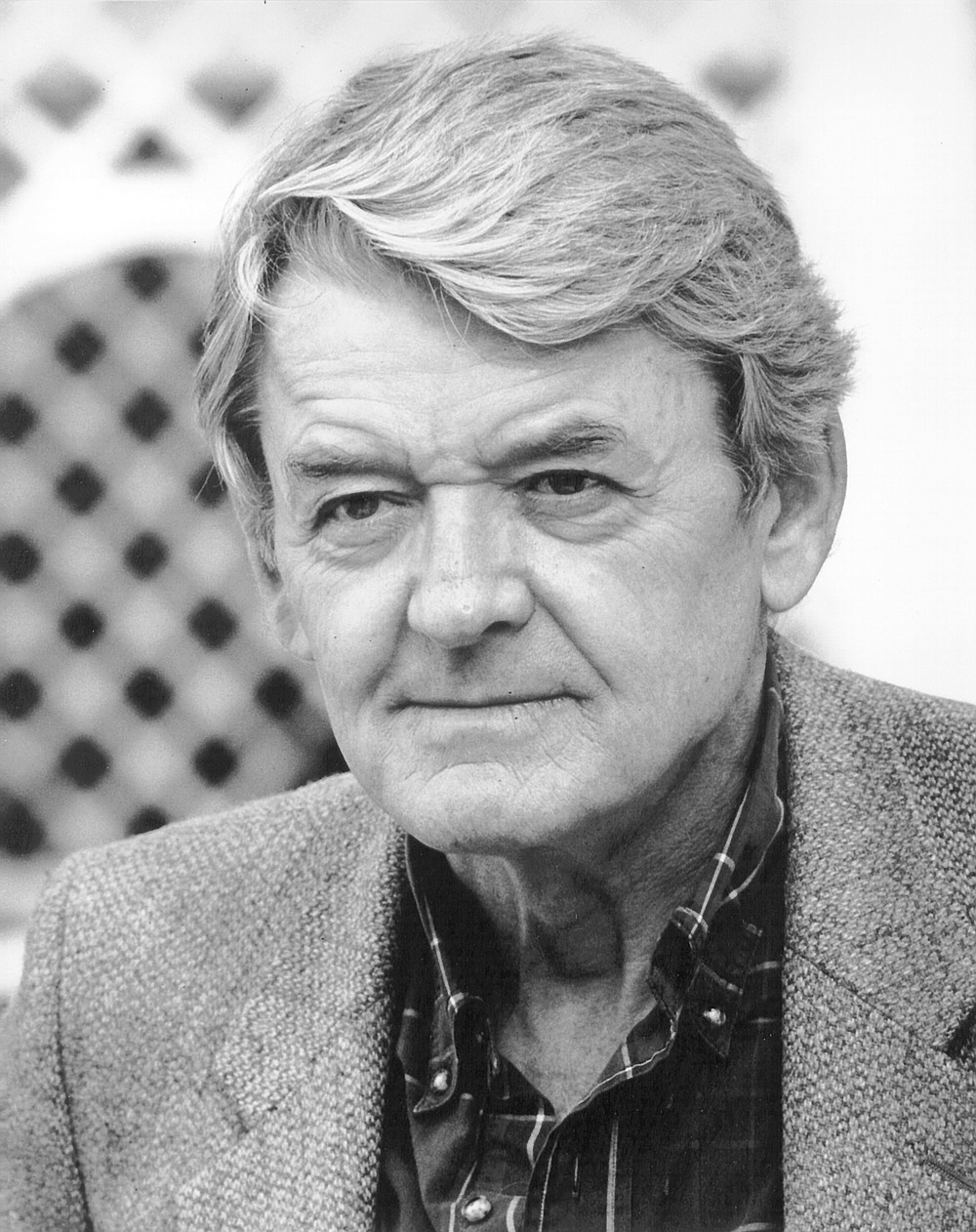 """Hal Holbrook: """"I went down to San Diego and found what really was a motel. A nice motel in Mission Beach. I was surprised that the daughter of Mark Twain would be living in a motel."""""""