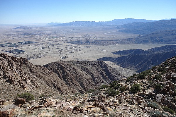 View from the Indianhead summit