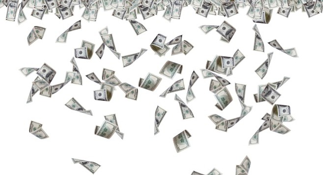 Forecast: Based on patterns of 2013 and 2014, lobbyists will be flooded with even more cash this year.