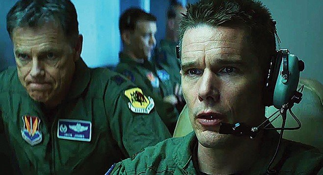 Good Kill: Top Gun this ain't, folks.