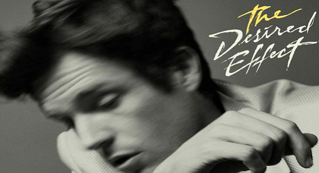 New solo effort from the frontman of alt-rock act the Killers