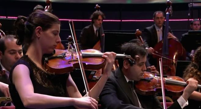 From Ravel - Alborada del gracioso - Barenboim