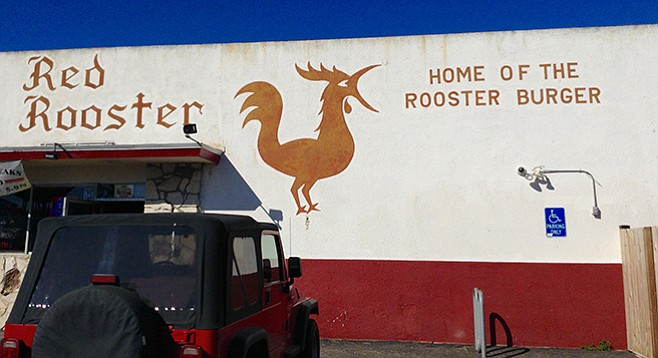 This has been home for the Red Rooster for 52 years